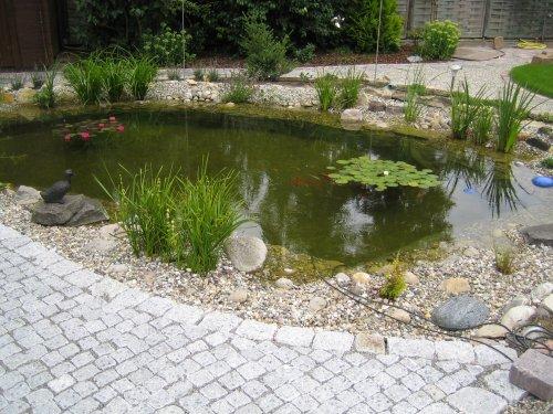 Gartengestaltung germann speyer wasser im garten for Idee wasser im garten